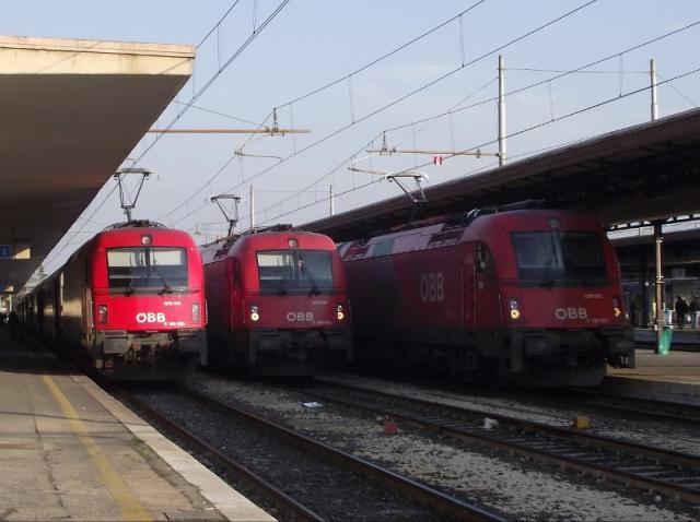 Gli eurocity db fermeranno in veneto aggiornam 09 07 11 - Partenze treni verona porta nuova ...